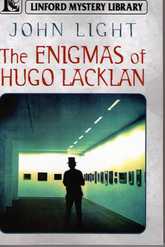 Enigma Cover, Large Print edition